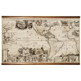 1719 The Americas Map