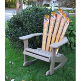 Ski Adirondack Rocker