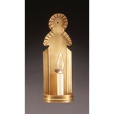 Sconce 12' One Candelabra Socket Sconce