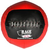 16 lb Rage Ball in Red