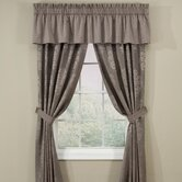 Marcello Drapes and Valance Set in Taupe