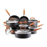 Hard-anodized 14-Piece Cookware Set