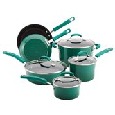 Porcelain II 10-Piece Cookware Set
