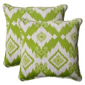 Madori Corded Throw Pillow (Set of 2)