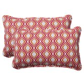 Zinger Corded Throw Pillow (Set of 2)