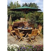 Ascot 7 Piece Dining Set