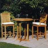 Edinburgh Bar Height Dining Set