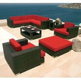 Arizona Java Deep Seating Set