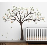 Fall Tree Wall Decal