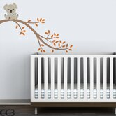 Koala Branch II Wall Decal
