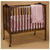 Heavenly Soft Port-a-Crib Bedding Set