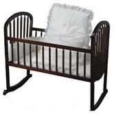 Carnation Eyelet Cradle Bedding Set