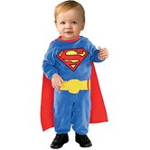 Superman Infant Child Costume