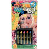 Psychedelic Make-up Sticks