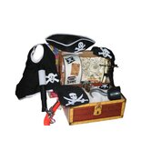 Pirates of the Seven Seas Dress-Up Treasure Chest
