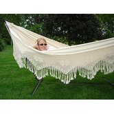 Brazilian Double Deluxe Fabric Hammock