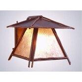 Bundle of Sticks Outdoor Wall Lantern