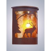 Elk Oudoor Wall Sconce