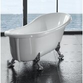 Naples Clawfoot Bathtub