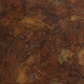 "Imperial Slate 16"" x 16"" Field Tile in Rust"