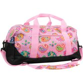 Olive Kids Paisley 18&quot; Duffel Bag