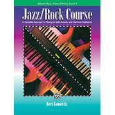 Basic Jazz/Rock Course: Lesson Book, Level 1