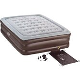 Queen Double High Quick Air Bed with Pump