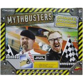 Scientific Explorer Mythbusters Crashes and Collisions