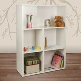 Eco-Friendly Tribes Shelf in White