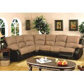 Willington Reclining Sectional