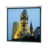 High Power Model B Manual Screen with CSR - 45&quot; x 80&quot; HDTV Format