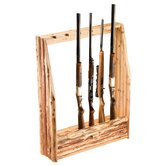Floor / Wall Mount Gun Rack