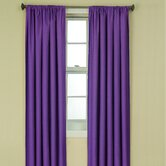 Kendall Kids Blackout Window Panel in Purple