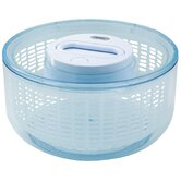Easy Spin Salad Spinner 4-6 Servings in White