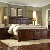 Mount View Queen Panel Bed