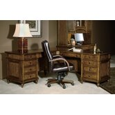Urban Executive L-Shape Desk