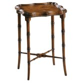 Accents Bamboo End Table