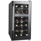 28.43&quot; Dual Zone Thermo-Electric Wine Cooler with Heating