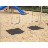 "40"" x 40"" x 1.5"" Swing / Slide Wear Mat"