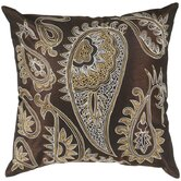 T-3066 18&quot; Decorative Pillow in Brown