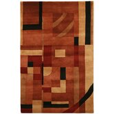 Forest Rust Multi Bubblerary Rug