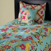 Birds in Paradise Kids Comforter Bed Set