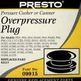 Overpressure Plug