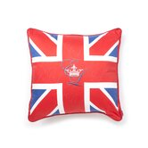 Stockport Union Jack Decorative Pillow
