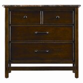 Modern Craftsman Cabinetmakers 4 Drawer Bachelor's Chest