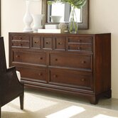 Continuum 6 Drawer Dresser