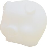 Piggy Pet Lamp in Soft White