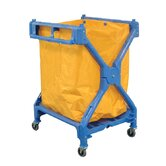 Folding Laundry Cart