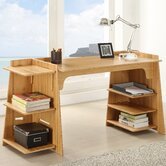 Sustainable Bamboo Craft Desk