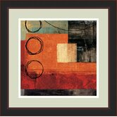 Constant II by Brent Nelson, Framed Print Art - 14.56&quot; x 14.63&quot;